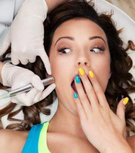 טיפול פנים לעור יבש